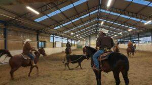 Ranch Roping Kurs mit Jan Zweers für Einsteiger und Fortgeschrittene